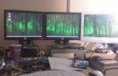 Cómo configurar varios monitores en linux