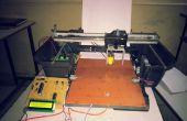Transformación de la antigua impresora troqueladora automática