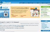 Cómo instalar y personalizar un sitio web de CMS Drupal / / http://www.collectiveresolve.org