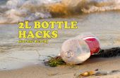 10 hacks de playa con botellas de 2L
