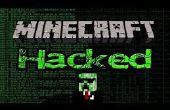 Como conseguir un cliente hackeado para minecraft