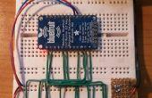 Bluetooth controlador de NES