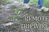 Tripwire remoto alarma