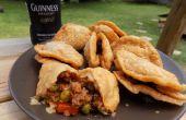 Empanadas de Isla Esmeralda