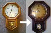 Transformación de reloj de pared