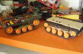 Plataforma del tanque