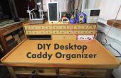 Definitiva pequeño bricolaje piezas Caddy organizador