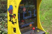 Pac Man ardilla alimentador
