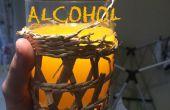 Cómo a hacer Super poco Kool Aid vino/Alcohol barato