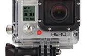 Super conversión de montaje de cámara Gopro Simple