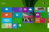Métodos abreviados de teclado para Windows 8!