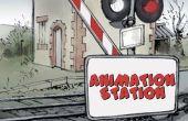ESTACIÓN de animación: Un curso de Instructables concurso