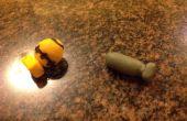 Hacer un Nuke (polímero de arcilla)