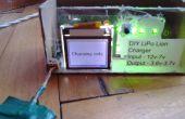 Cargador de batería Li-Ion LiPo DIY de viejo móvil