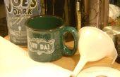 Cómo hacer 1 taza de café de MacGyver