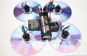 Vuelo Quadcopter de DVD DIY