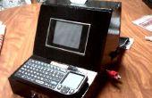 Retro Mini PC de frambuesa Pi