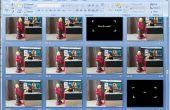 Hacer una película muda de la Stop-Motion utilizando Powerpoint