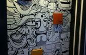 Doodle Arte mueble (muebles de diseño)