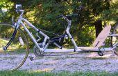 Construir una bicicleta reclinada larga-distancia entre ejes baja racer