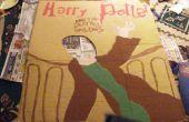 Harry Potter libro del traje