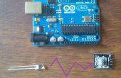 Transmisión inalámbrica barata entre dos Arduinos con infrarrojo
