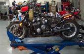 Cómo limpiar tanques de Gas de motos