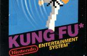 Hacer una figura de acción de NES de Kung-fu!