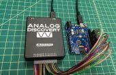 Cómo se prueba fácilmente un microcontrolador con un analizador lógico