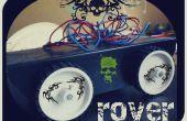 Mi primer rover de controle remoto (te gustará esta, haga clic aquí para ver y si te gusta que no te olvides de votar)