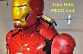 Traje animatronic hierro hombre Mk III