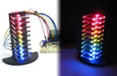 Mini LED volumen Torres (vúmetros)