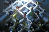 Con LEDs (parte 3) - la gran luz de AC