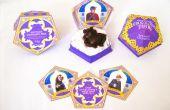 Caja de rana de Chocolate HoneyDukes (Harry Potter cumpleaños partido favores)
