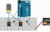 Cómo controlar el motor con relé SPDT
