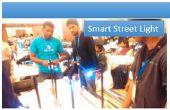 Smart luces de la calle
