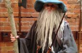 Gandalf el gris traje