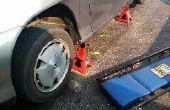 Cómo quitar un guardabarros de Honda Insight 2000