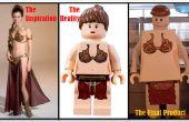 ¿Princesa Leia traje de Lego