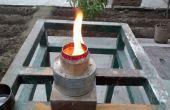 ESTUFA/calentador bricolaje
