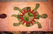 Las tortugas en la costa