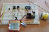 Fácil de construir analizador de oxígeno usando un microcontrolador Arduino Compatible
