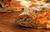 La masa de pizza de trigo integral método de Epoxy