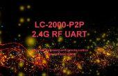 LC-2000 (PA)-P2P remoto Control