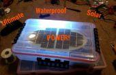 Máxima energía Solar resistente al agua