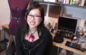 Cómo coser con hilo conductor con Diana Eng