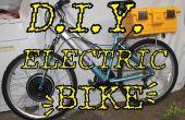 BRICOLAJE eléctrico de la bici!