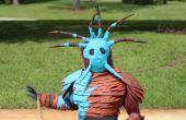 VALKA máscara Tribal (Cómo entrenar a tu dragón)