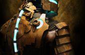 DEAD SPACE - Isaac Clarke nivel 3 juego completo Cosplay construir