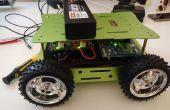 Montaje del Kit de Seeed Rover
